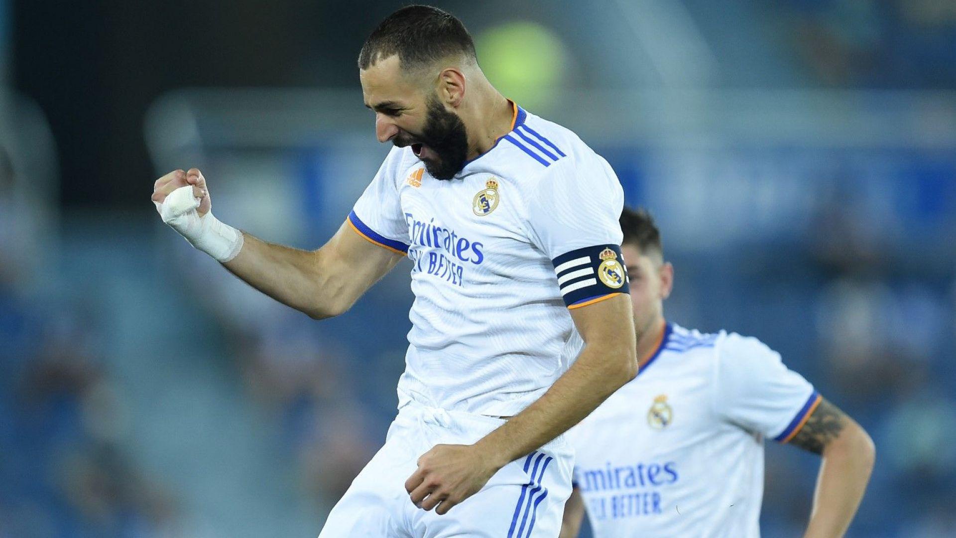 Бензема преподписа и най-вероятно ще се пенсионира в Реал