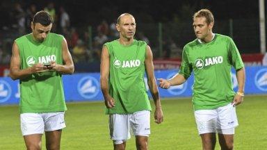 Бербатов, Стилиян и Мартин: Искаме промяна във футбола, връщане назад няма