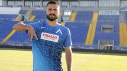 """""""Левски"""" взе играч на Северна Македония от Евро 2020"""