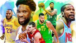 Бонус коефициенти за победител в NBA 2021/2022
