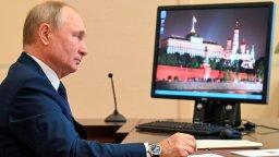 Путин обвини ЕС, че подлага на дискриминация жителите на Крим