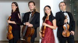 """Струнен квартет """"Филхармоника"""" закрива летния сезон на Софийската филхармония """"Споделете музиката"""""""
