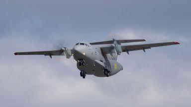 Прототип на най-новия модел руски Ил-112 В се разби край Москва (видео)
