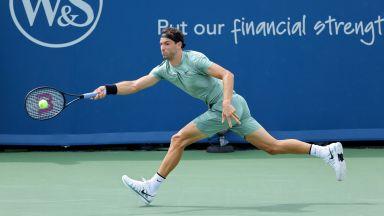 Григор започва US Open като №18 в света
