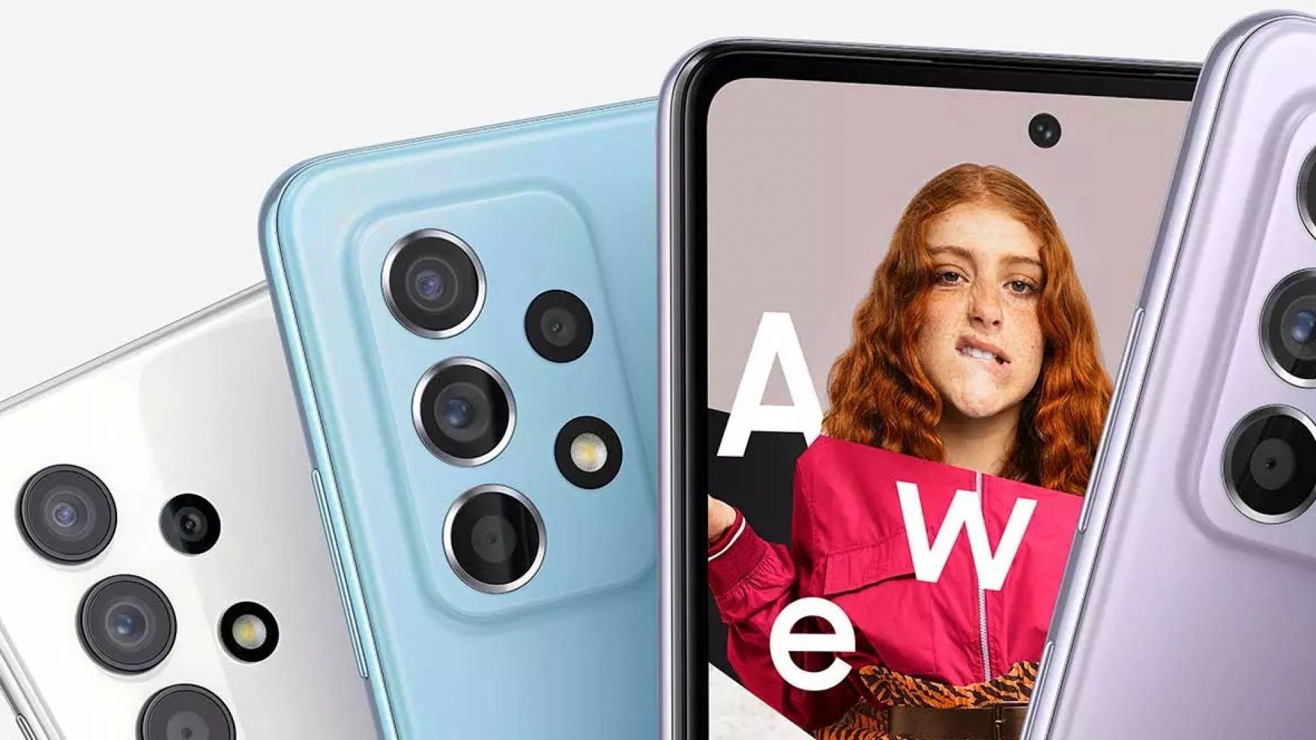 Най-новия смартфон от Galaxy A серията вече е в България