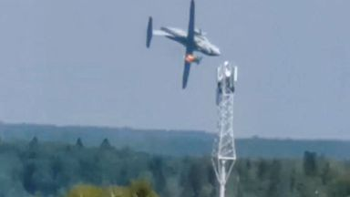След авиотрагедията: Какво знаем за най-новия транспортен самолет на руската армия (видео)