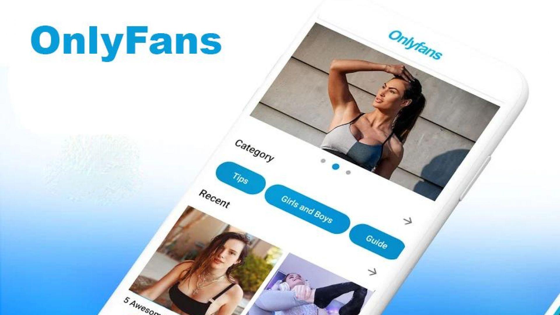 OnlyFans има мобилно приложение