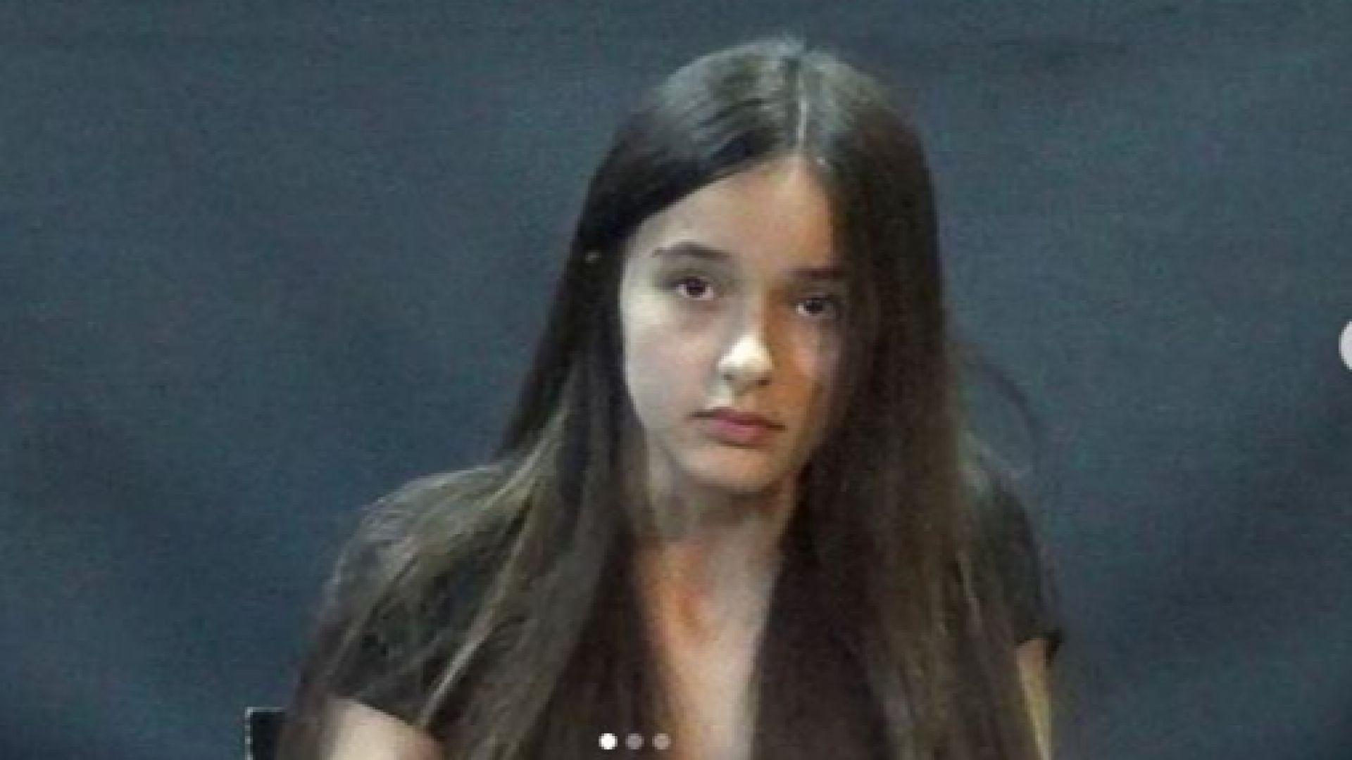Нова БГ звезда: 12-годишната Вивиан играе в холивудски филм с Антонио Бандерас