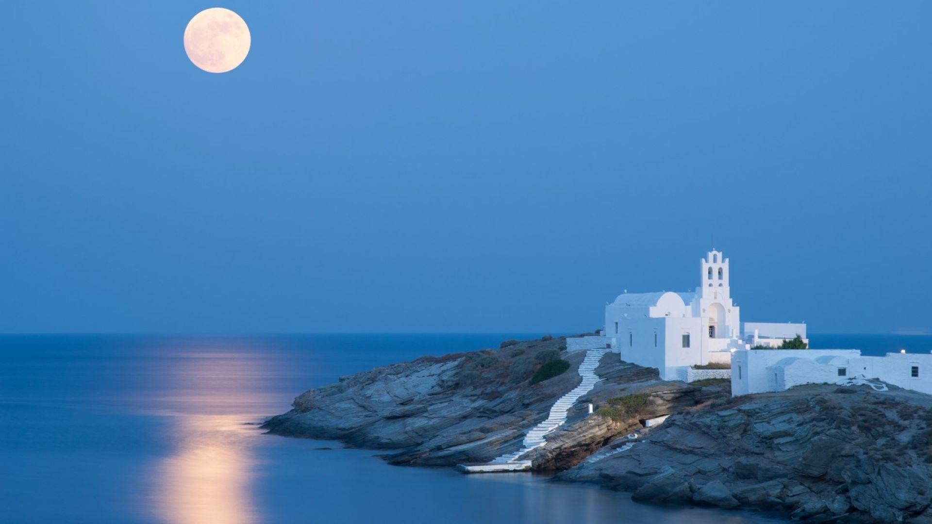 Идва нощта, в която туристите влизат в гръцките музеи по пълнолуние