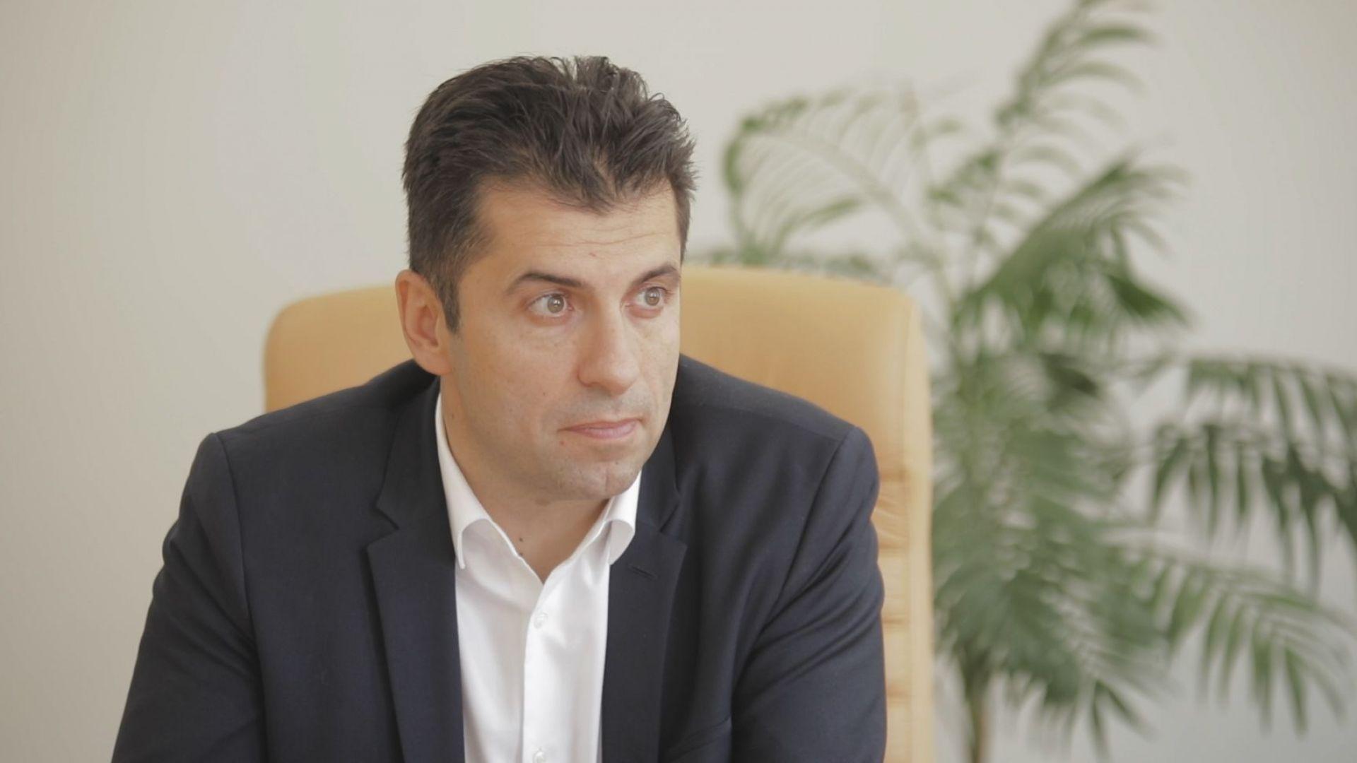 Кирил Петков обясни грешката с ББР