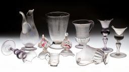 Вижте съкровище от венециански стъклени съдове, намерено в залива Ченгене скеле
