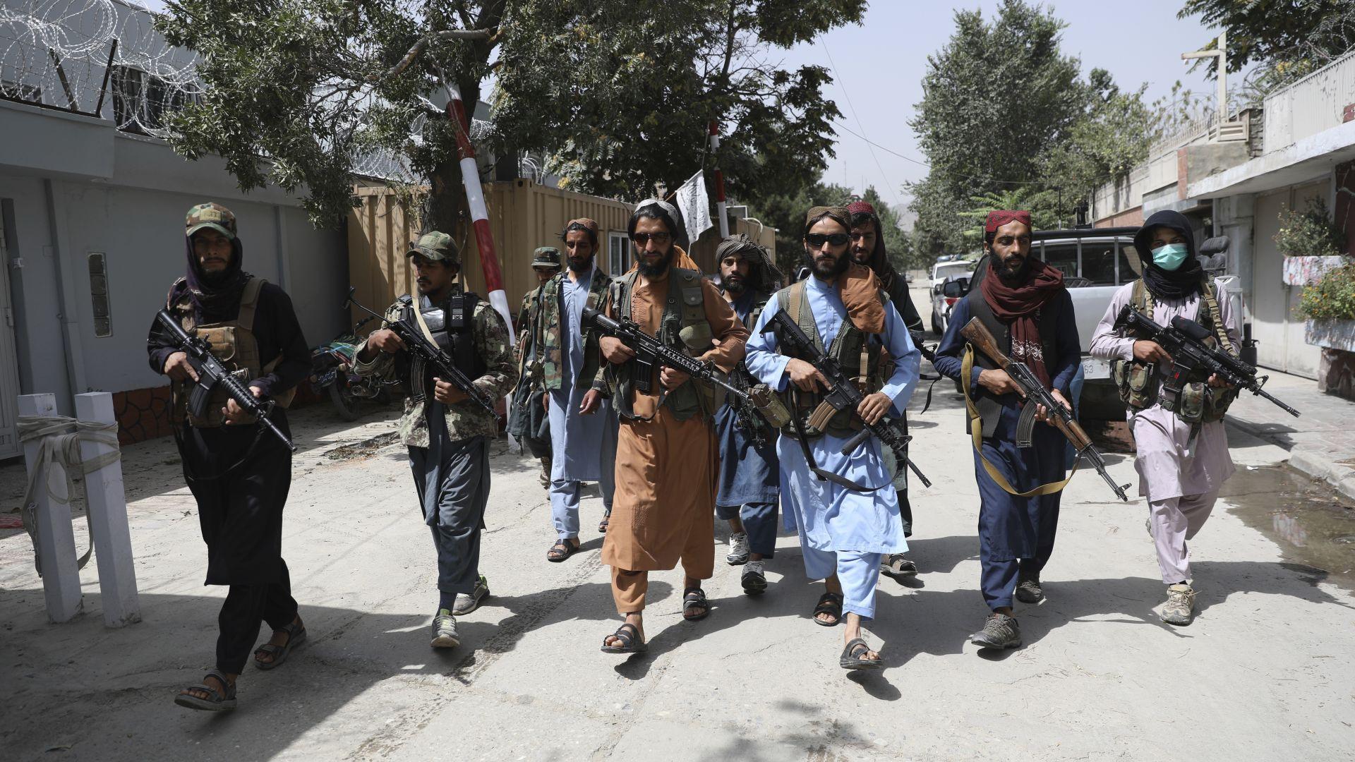 Талибаните назначиха нов гуверньор