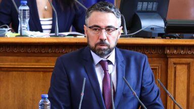 Министър Живков: Работим по ускоряване на строежа на газовата връзка с Гърция