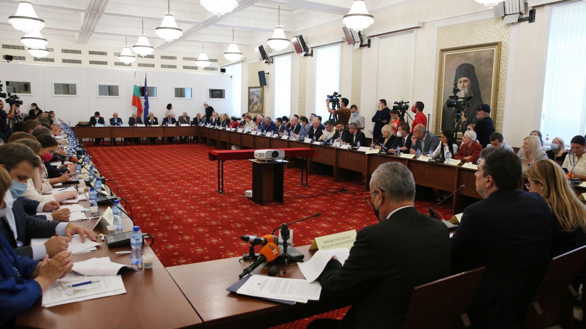Комисията по бюджета потвърди: Минималната пенсия да стане 370 лева