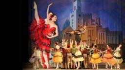 """Балетните шедьоври """"Дон Кихот""""и """"Танго"""" - на лятна сцена """"Музи на водата"""""""