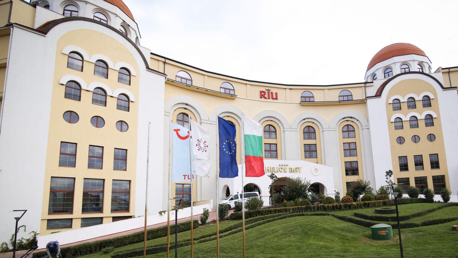Валентин Златев се разделя с международната хотелиерска верига RIU