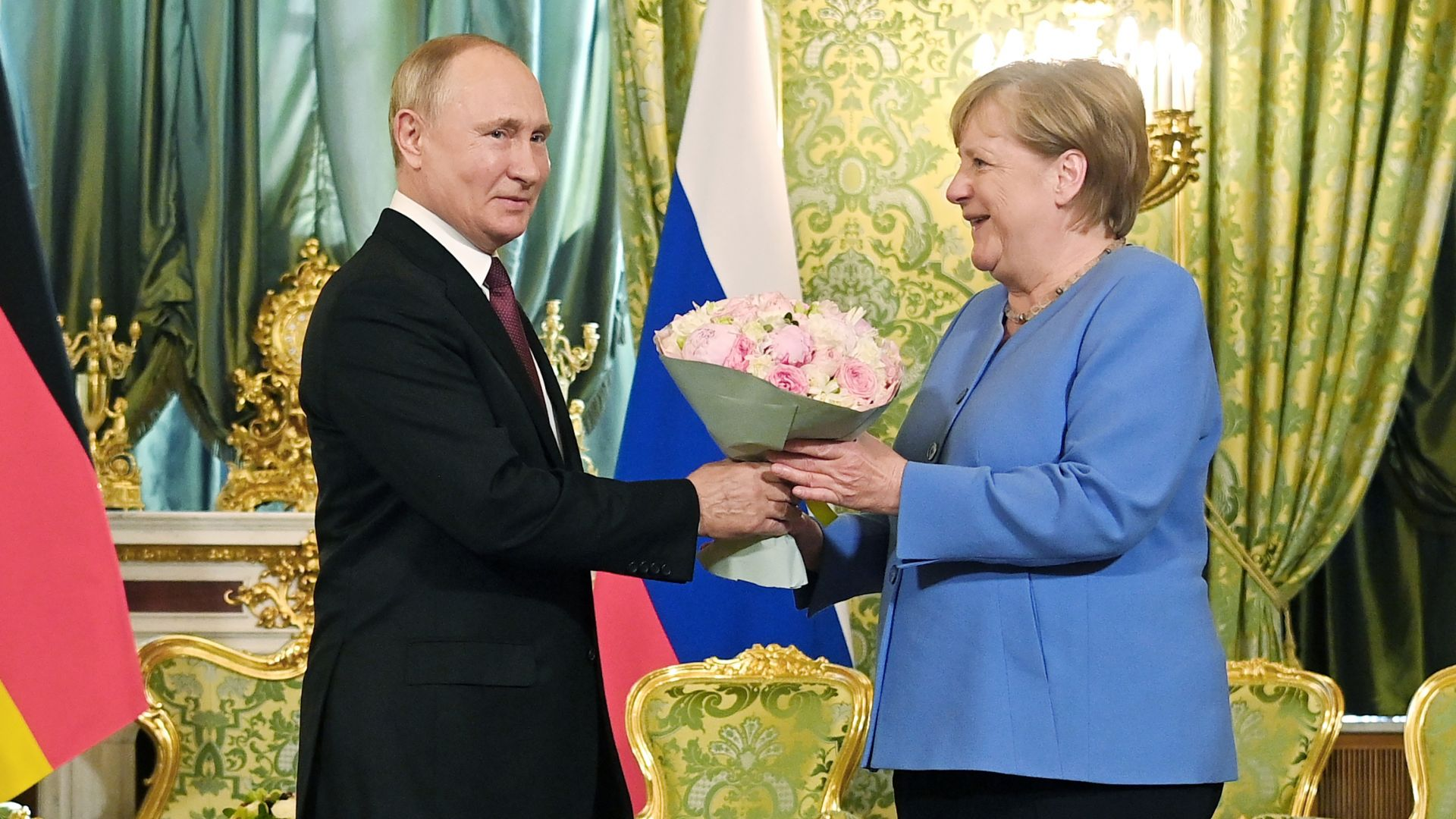 Руски газ и германска бира