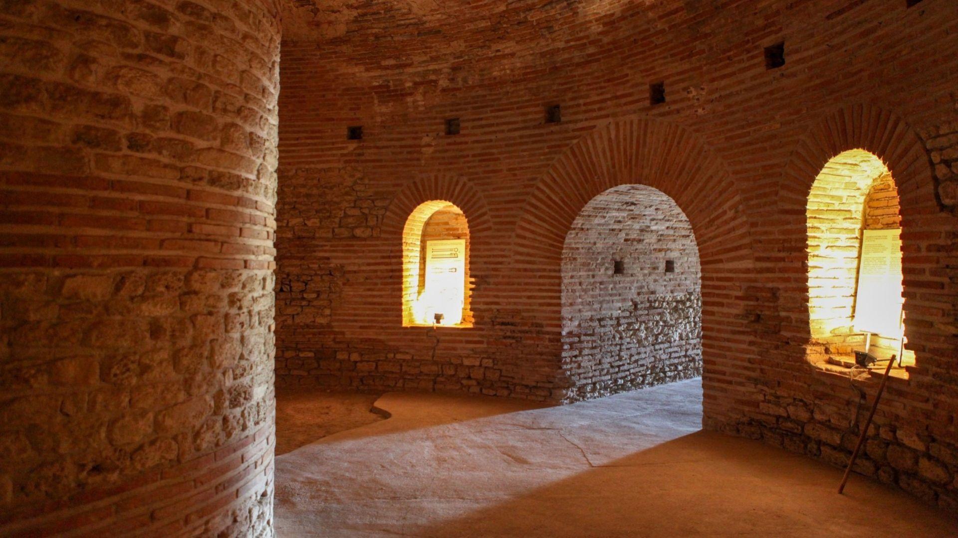 Кухата могила в Поморие: Тракийска гробница като никоя друга