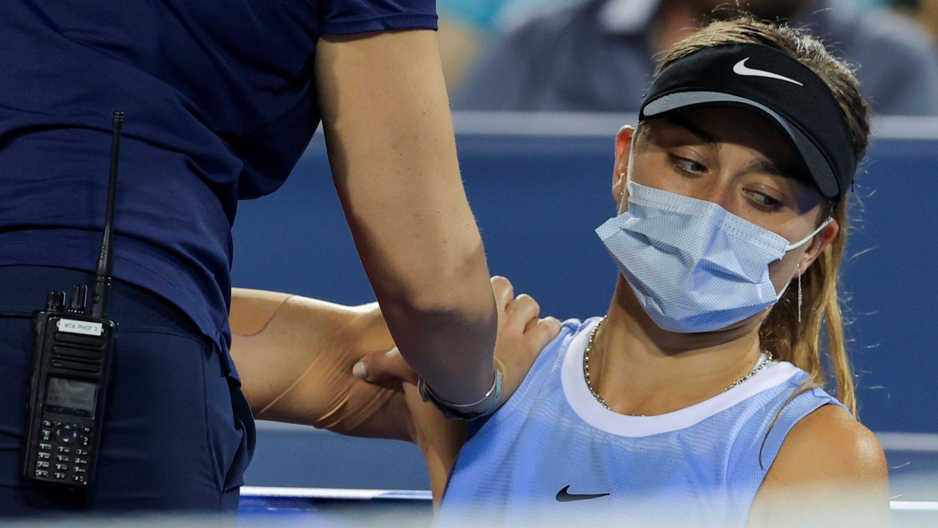 Травми развалиха украшенията на четвъртфиналите при жените