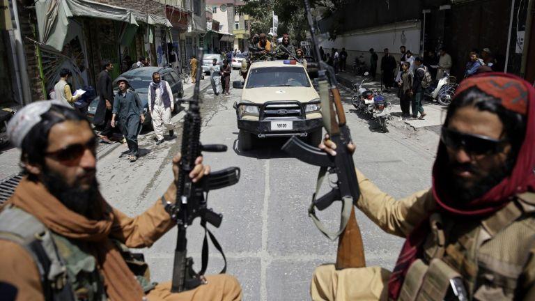 Съоснователят и фигура номер две в движението на талибаните, молла