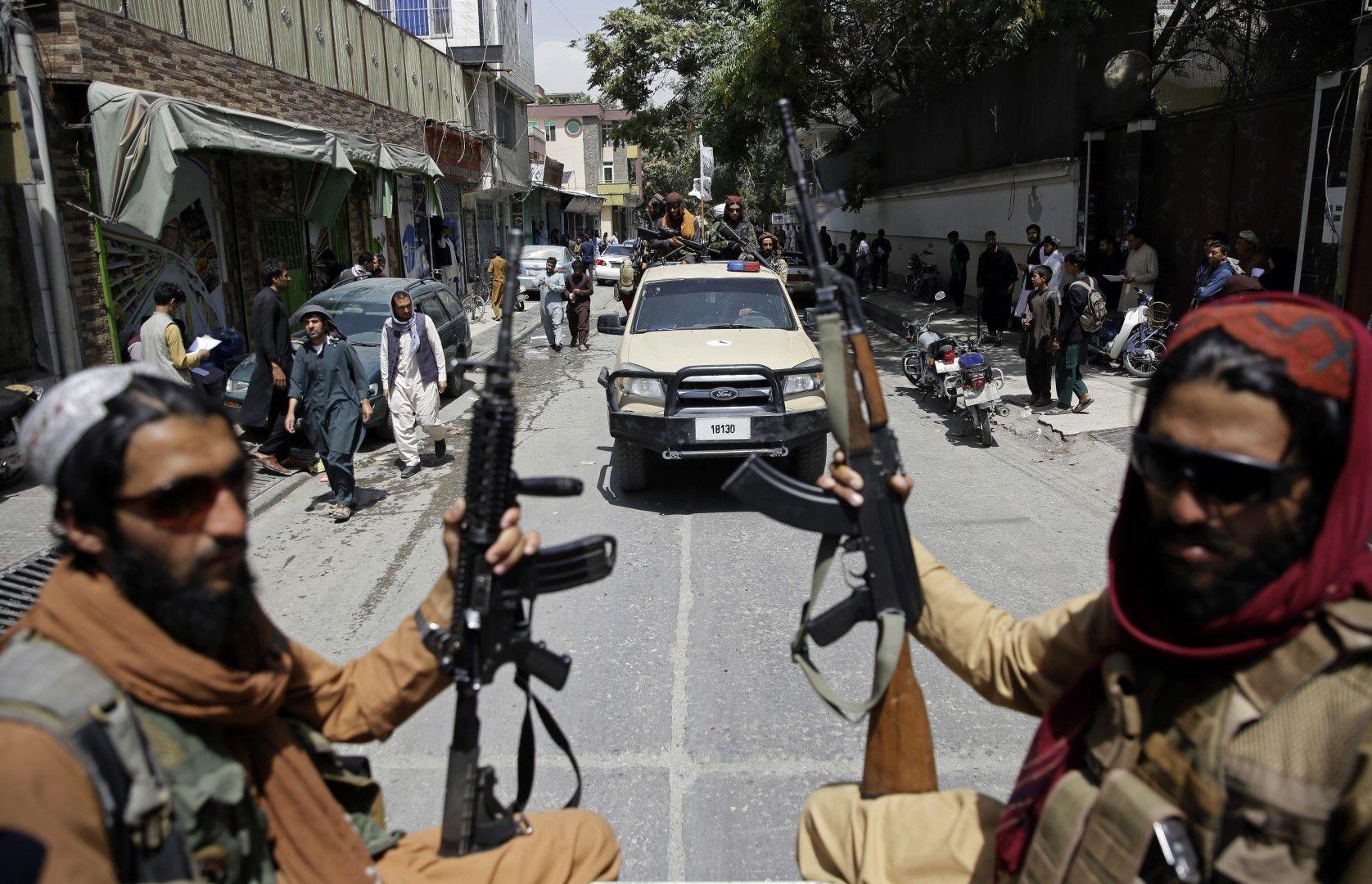 Талибаните ще представят модел на управление на Афганистан
