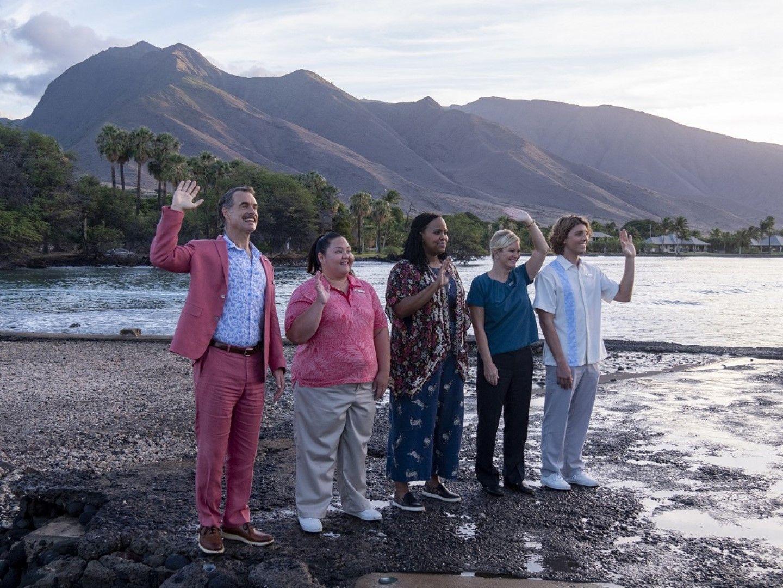 Сериалът е заснет изцяло на остров Мауи – вторият по големина хавайски остров и проследява ваканциите на различни гости на хотела в рамките на една седмица, докато си почиват в място, считано за рай