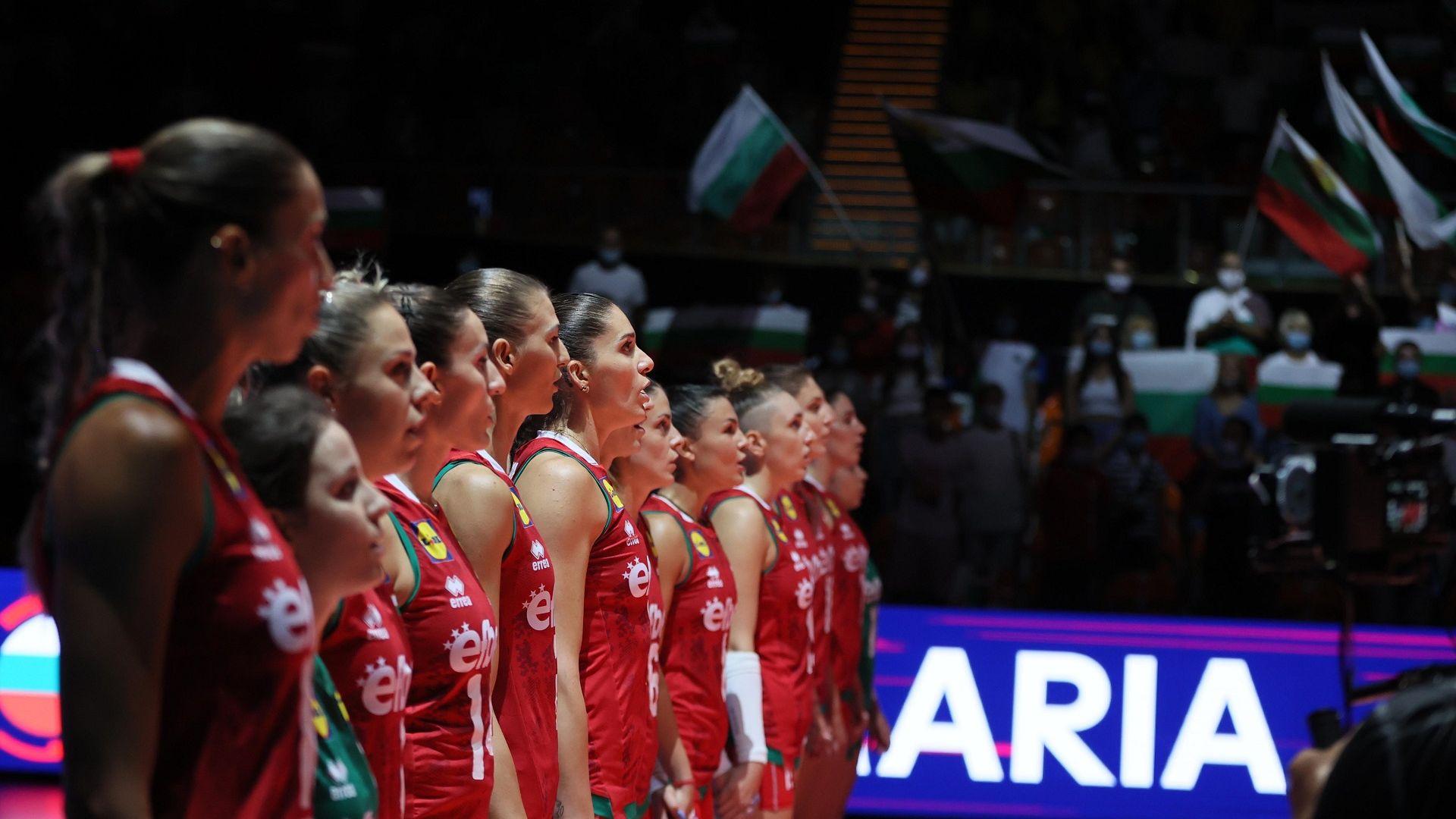 Волейболистките ни разбиха Чехия за трета победа на Европейското
