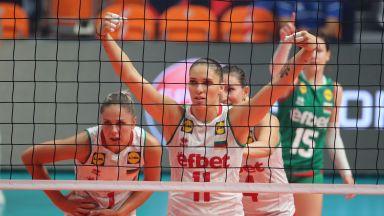 Спортът по телевизията с много футбол и голям волейболен мач за България