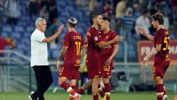 """Рим и Жозе се харесаха от пръв поглед при дебюта на Специалния на """"Олимпико"""""""