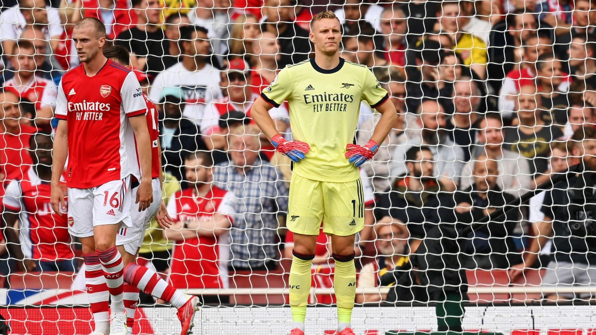 Арсенал отмята антирекорди, но колко сериозно е наистина положението?