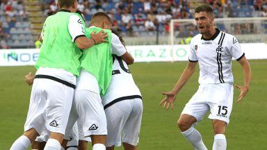 Националът Петко Христов дебютира с луд мач в Серия А