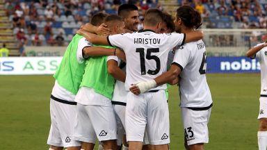 След дебюта на Христов: България с 369 мача за 10 клуба в италианския елит