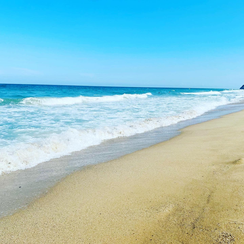 Морето с невероятното райско синьо