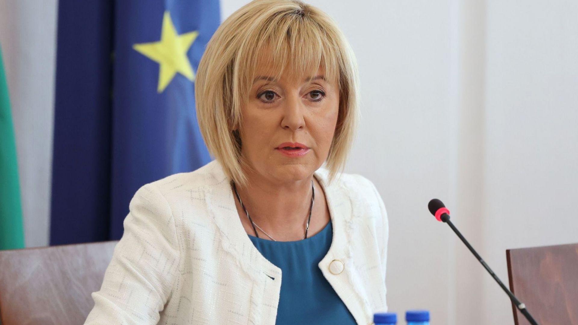 Манолова: Няма невинни за скъпия ток. 4 часа сблъсъци в Комисията по ревизията