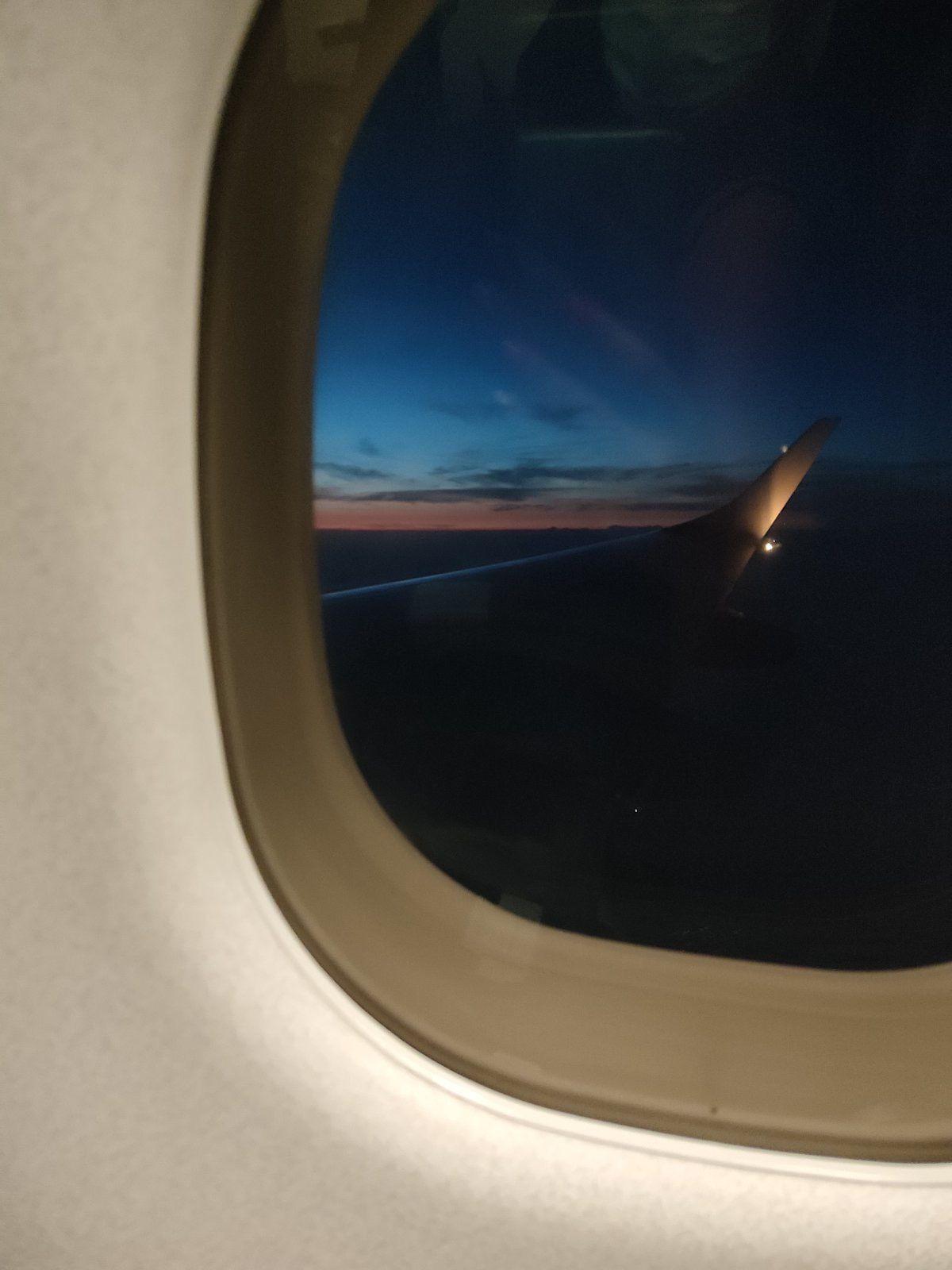 Полетът от Варна за София е около 40 минути