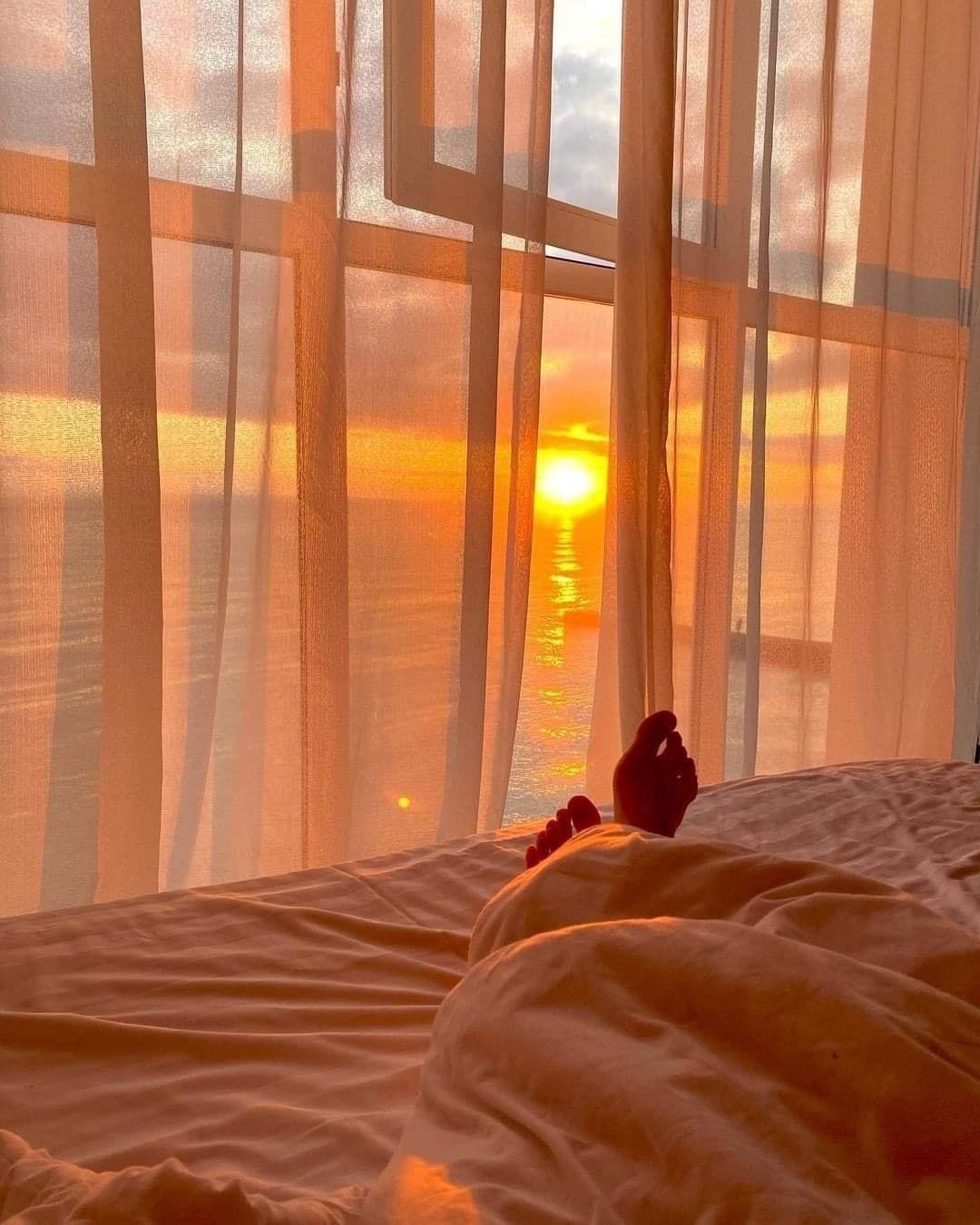 Събуждане по изгрев