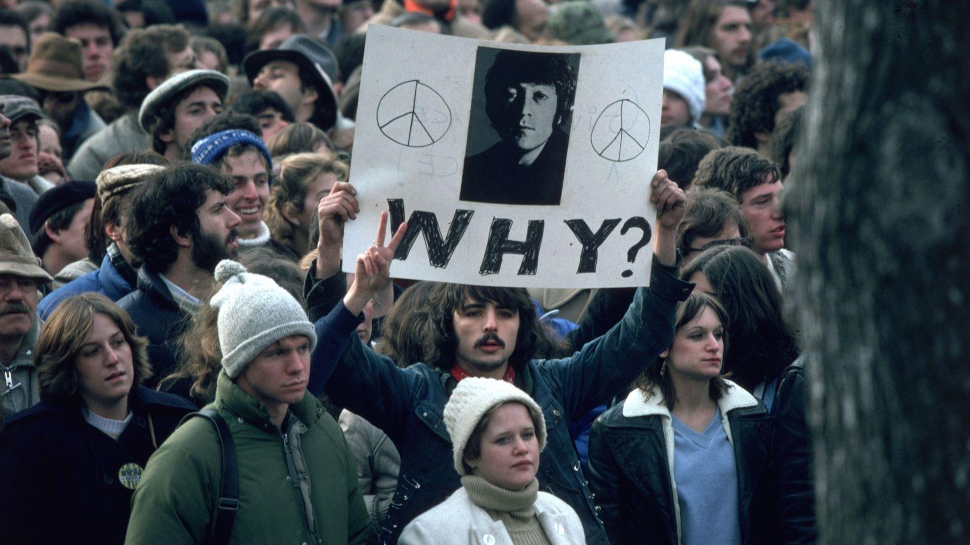 Екзекуторът на Джон Ленън: Убих го, за да живея вечно