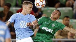 Лудогорец се прости с мечтата си за групите на Шампионската лига