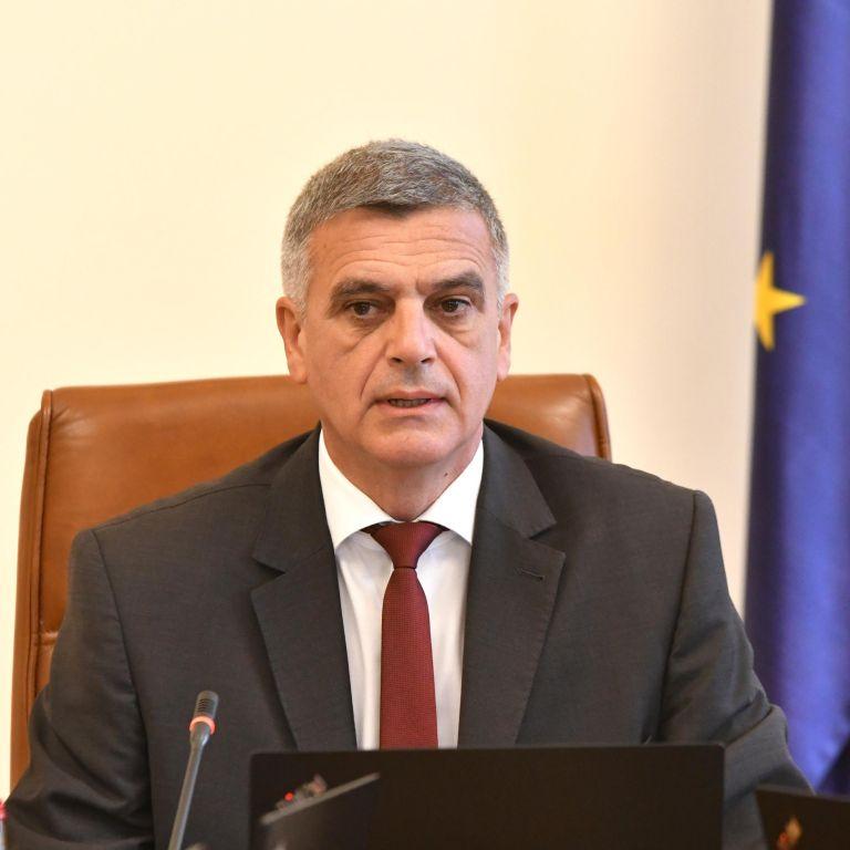 Стефан Янев, премиер