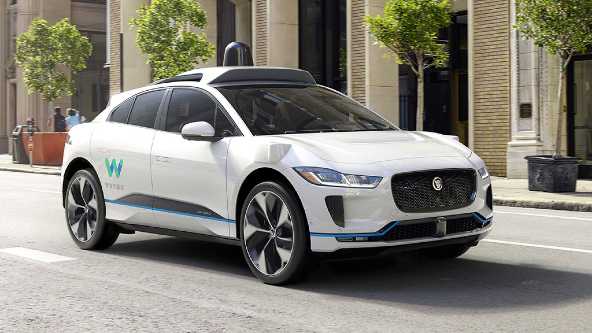 Waymo тества автономни таксита в Сан Франциско