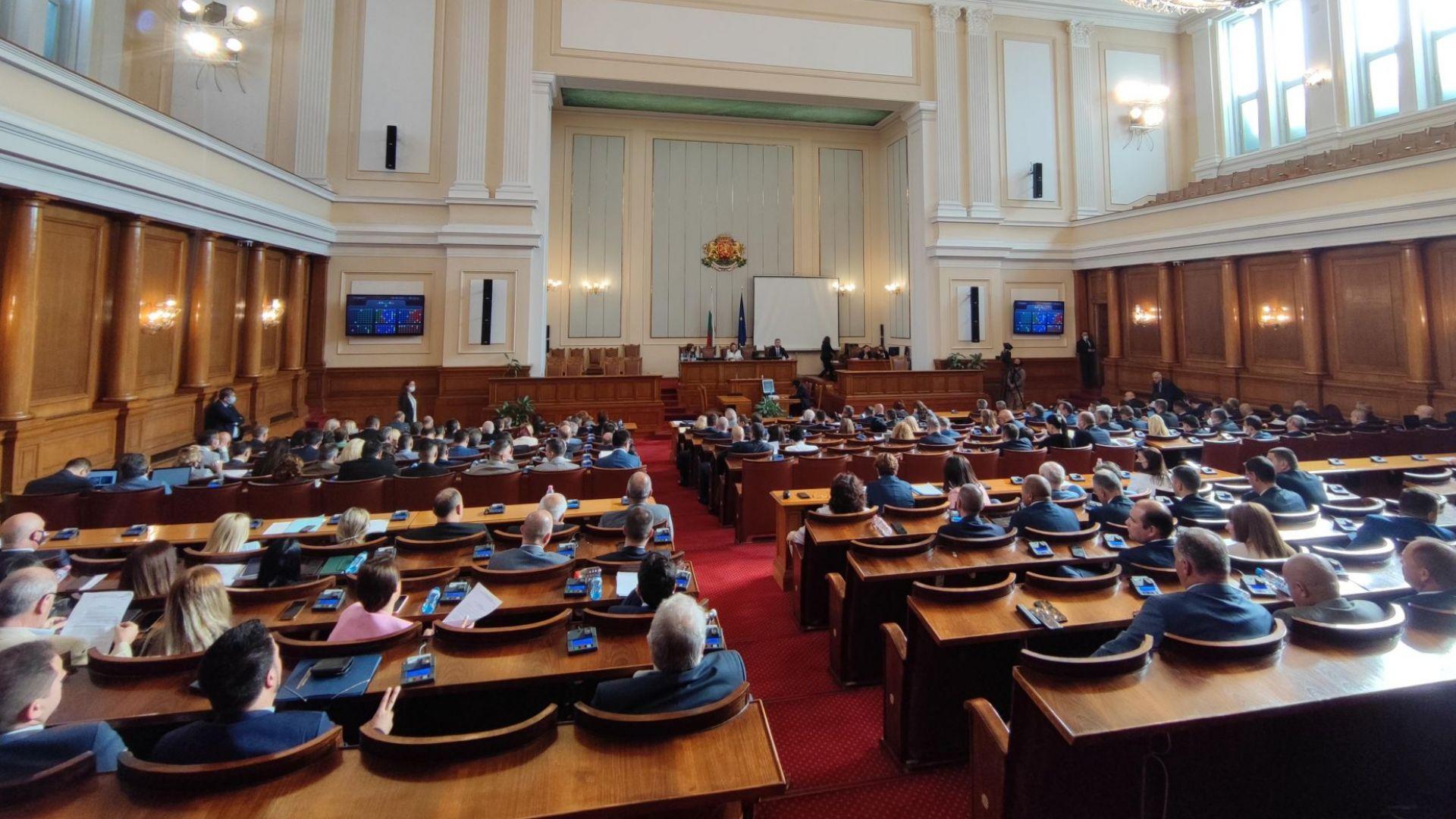Парламентът прие балансиран бюджет на Здравната каса