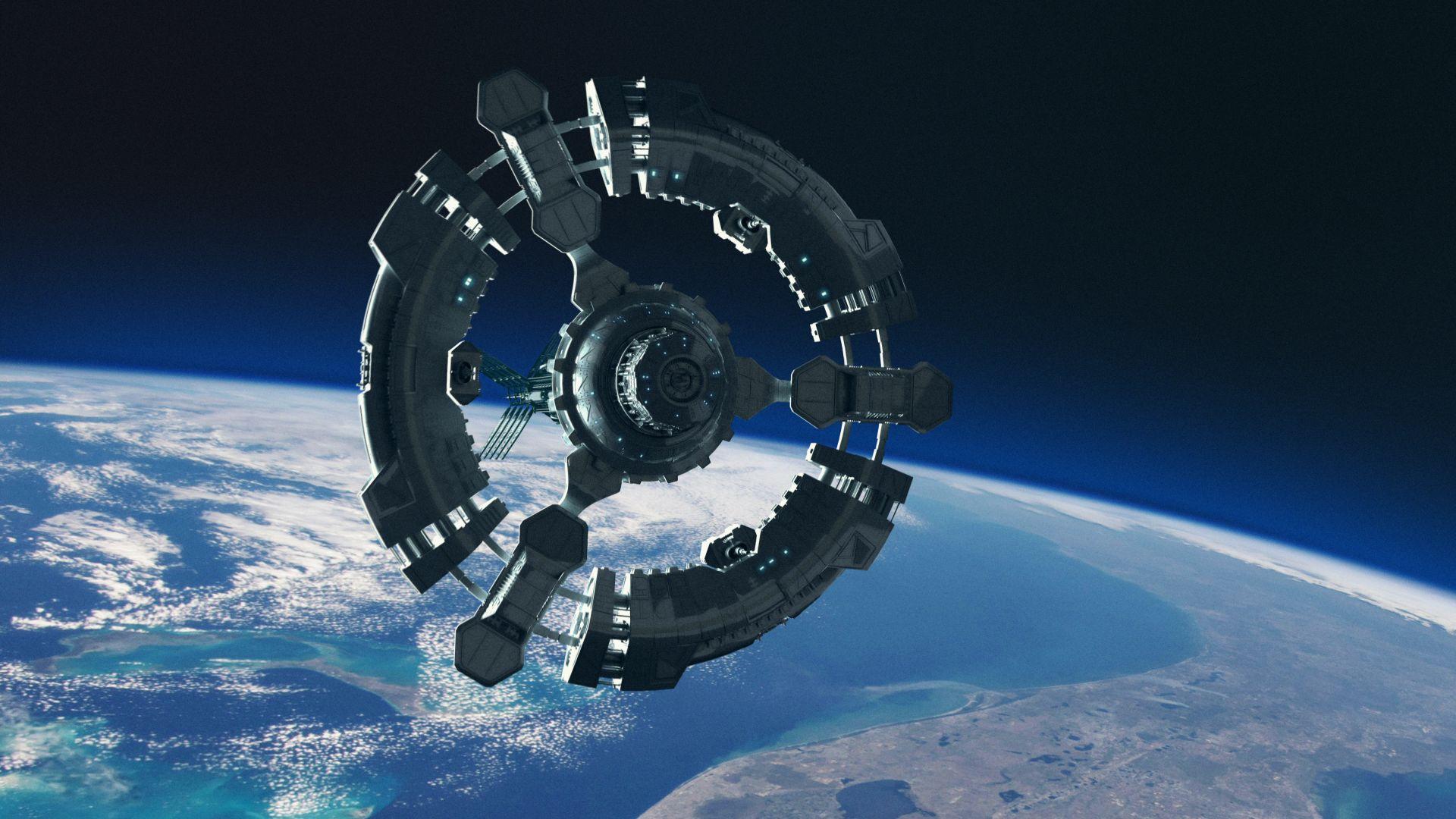 """Някой тайно създава """"частна"""" космическа станция"""