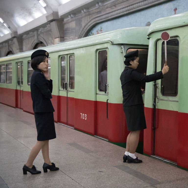 Фотографии от Северна Корея: как живеят хората там