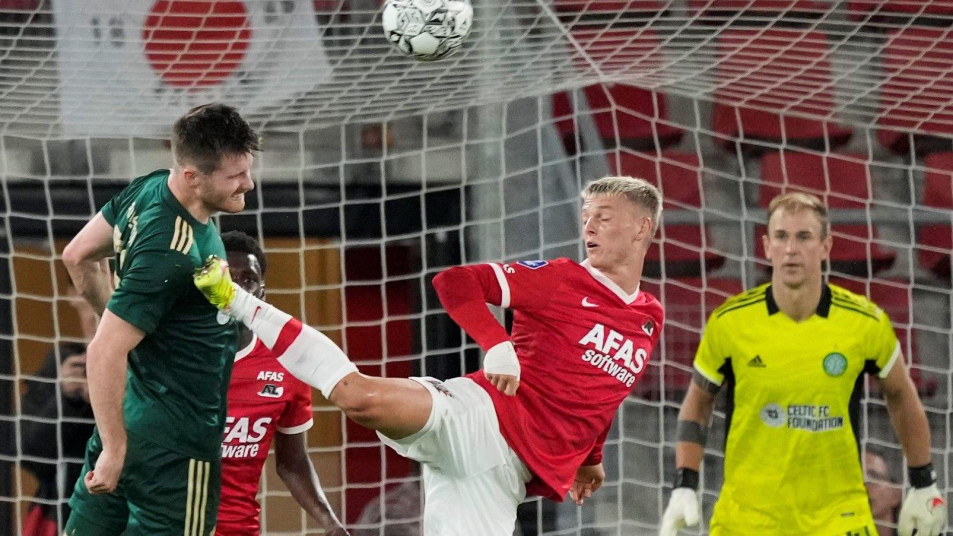 Рейнджърс и Селтик изстрадаха мястото си в групите (Резултати в Лига Европа)
