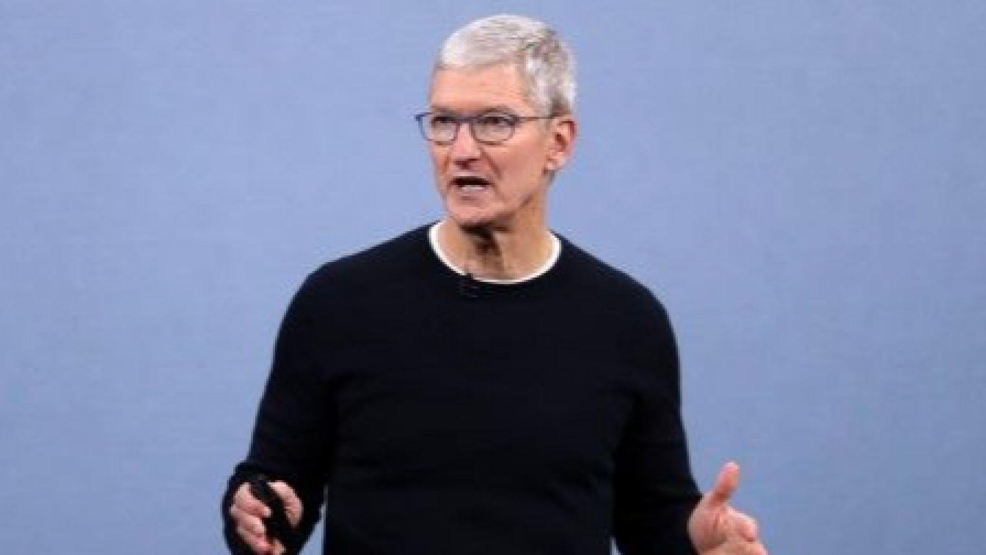 Тим Кук продал акции на Apple за над 750 млн. долара