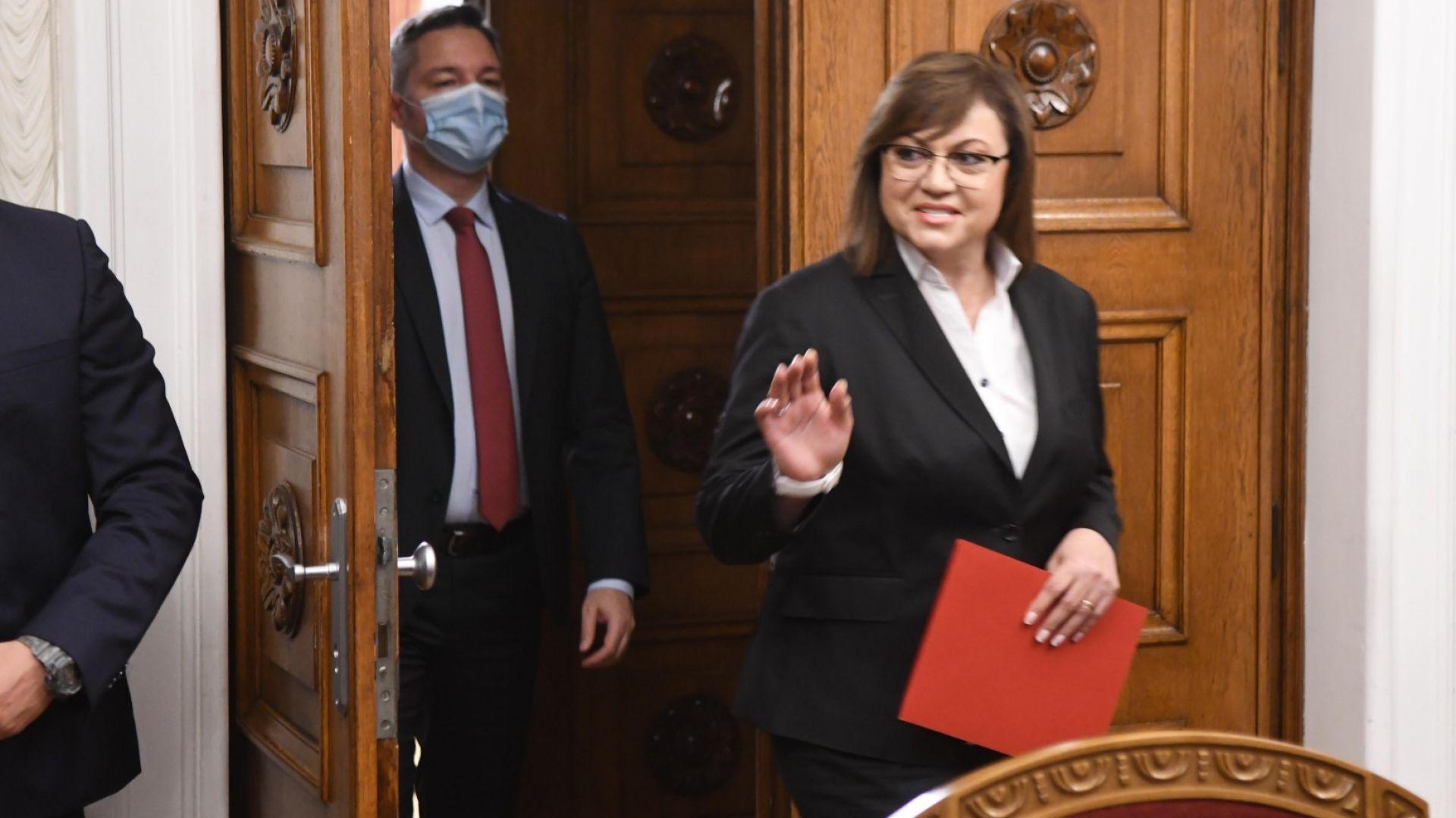 Партиите в парламента за мандата: Наиграване и липса на диалог, да се върнем към коалициите