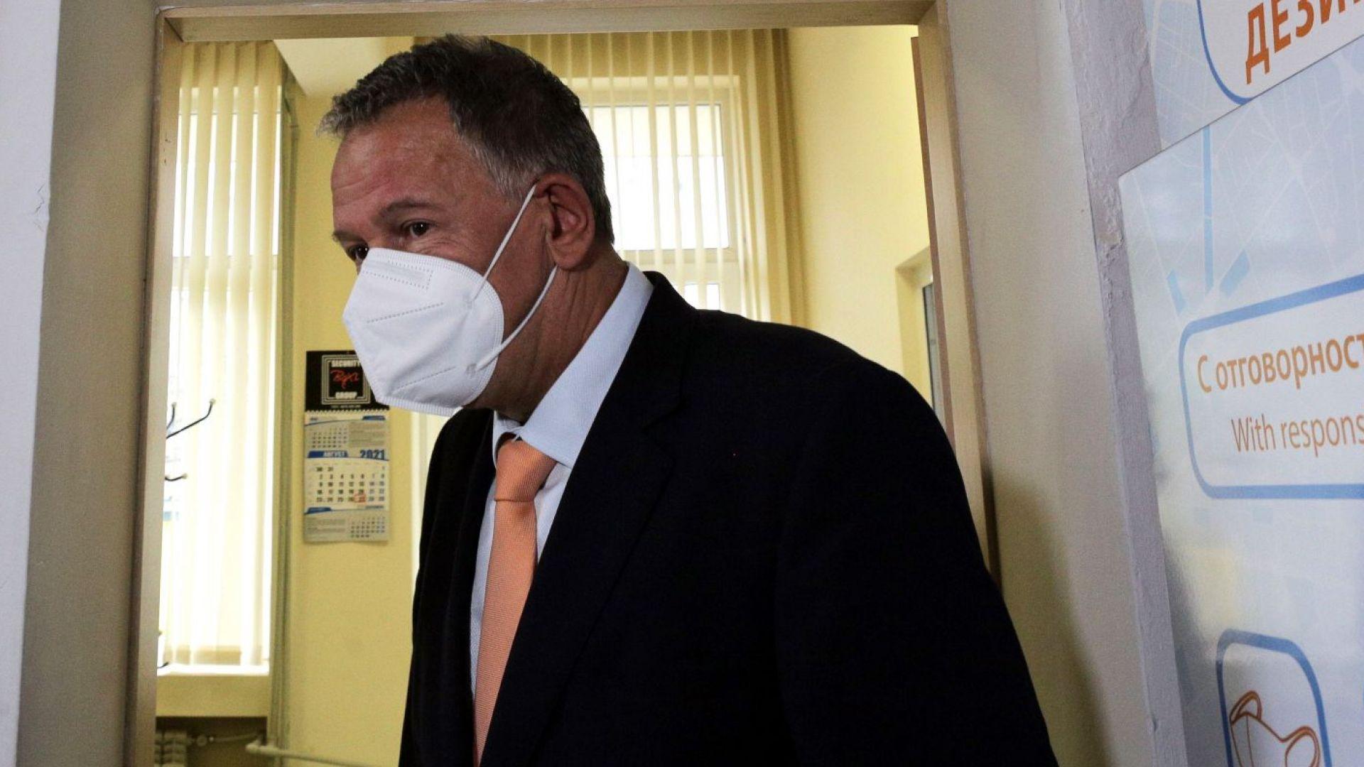 Две нови заповеди на здравния министър за противоепидемичните мерки