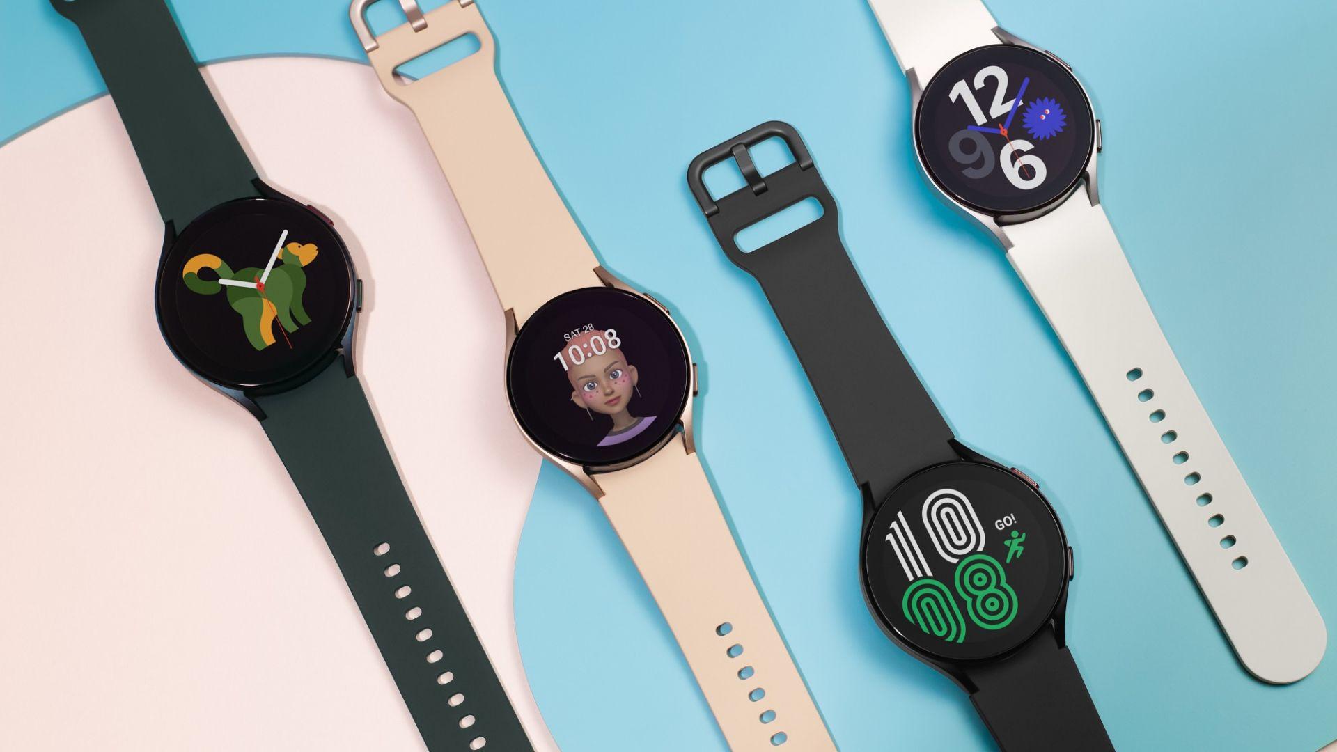 Galaxy Watch4 и Galaxy Watch4 Classic