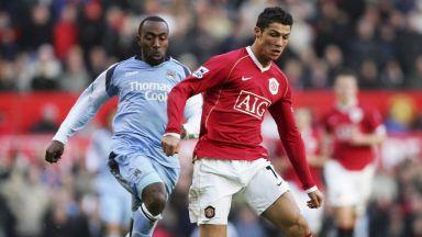Легенди на Манчестър Юнайтед не вярват, че Роналдо ще иде в Сити