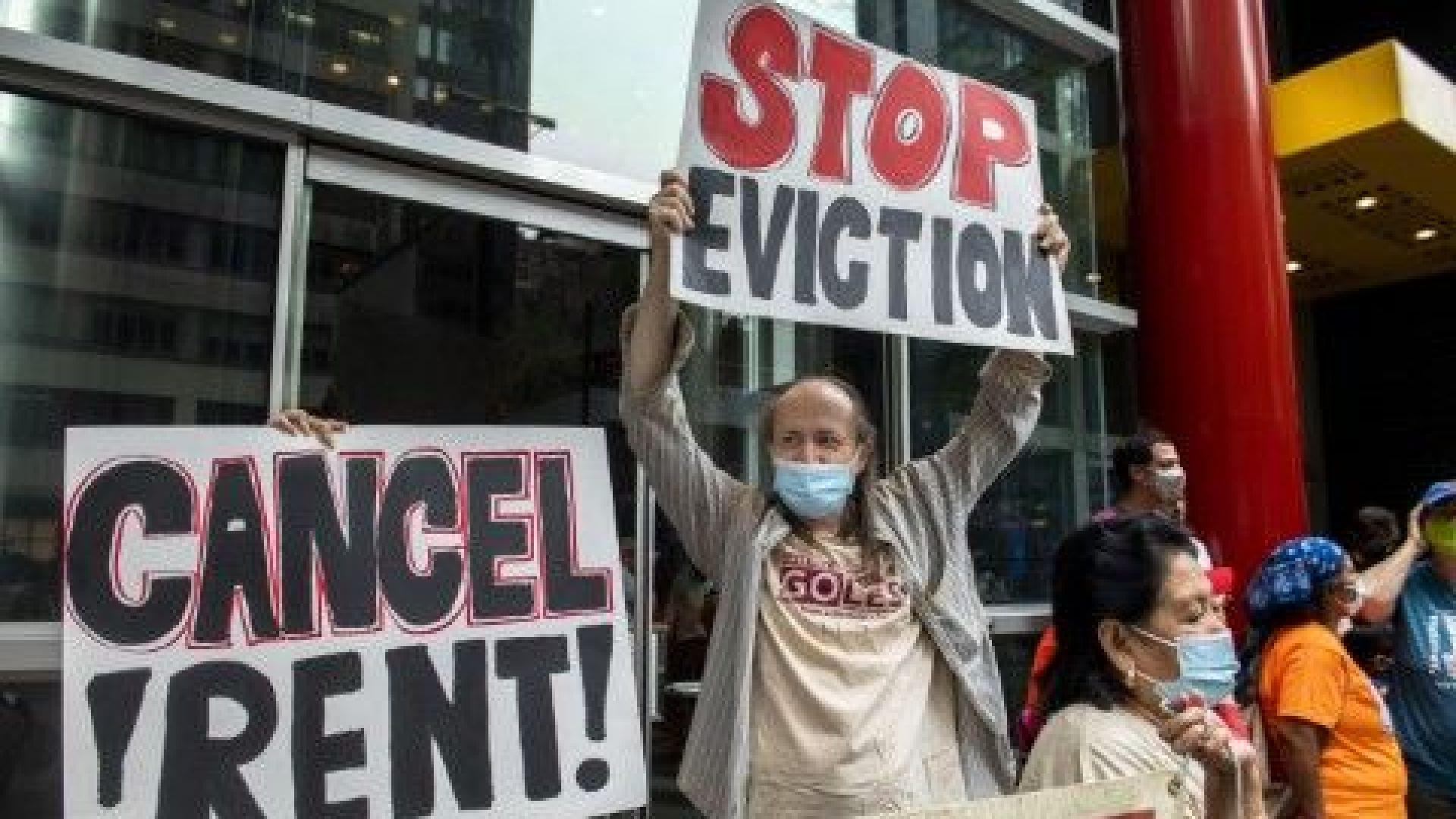 Върховният съд на САЩ блокира забраната да се гонят неплатежоспособните наематели